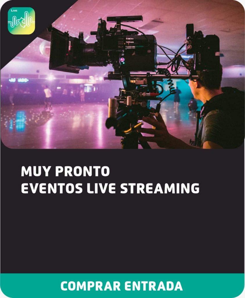 Eventos Live Streaming